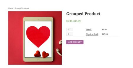 Grouped_Product_frontend_Woo_Commerce